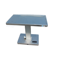 Height adjustment 304 stainless steel veterinary treatment table/vet examination table/pet diagnosis table