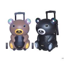 Teddy Bear Speaker Bluetooth Speaker Karaoke Battery Speaker
