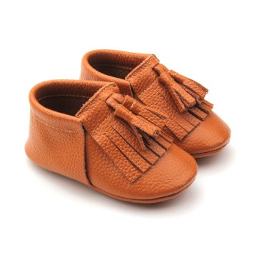 Kasut Little Crib Soft Baby Moccasin Baby