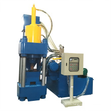 500ton Press Force Hydraulic Scrap Iron Briquetting Press