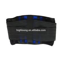 Cinturón de cintura ajustable cintura de neopreno impermeable cinturón inferior ejercicios de dolor de espalda