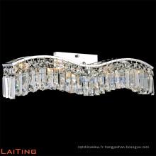 Luxe conduit murs lampes lustre petites appliques en cristal 32426