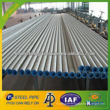 Tuyau / tube en acier inoxydable sans soudure ASTM 310s