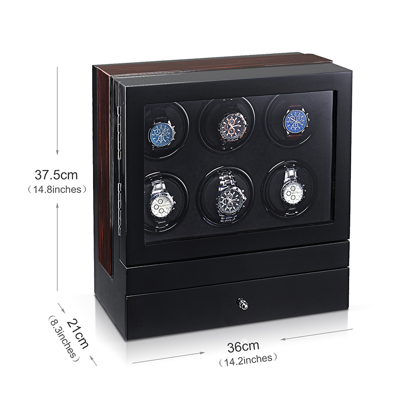 watch winder size