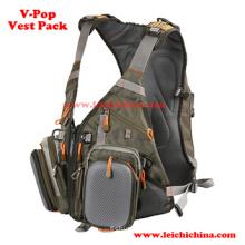 Comfortable Fly Fishing V-Pop Fishing Vest Pack