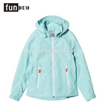 Child poly jacket outdoor casual waterproof boys dress children boys dresses