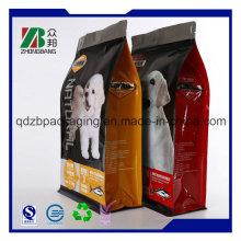 Пластмассовая упаковочная сумка для корма для домашних животных Halal