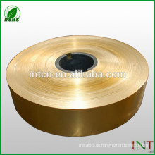 Kupferlegierung H68 C26800 CuZn33 Spule