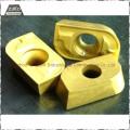 Tuyau de tungstène Brazed Tips-Tungsten Carbide Insert