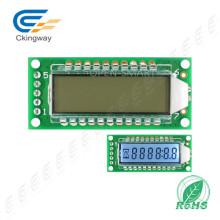 122X32 Dots Matrix LCD Display Module with LED Backlight, Stn COB LCD