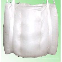 Saco de granel branco com defletores internos