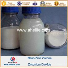 Nano Zircona Zircônio Óxido Dióxido Nanopowder Nanopartículas para Cerâmica