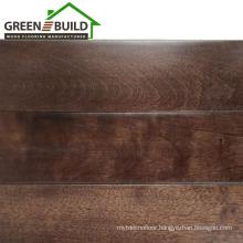 Flat Chocolate 18mm Maple Hardwood Basketball Flooring