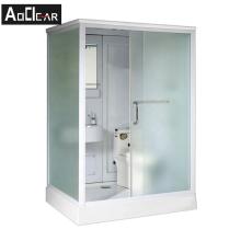 Aokeliya china all in one bath shower room rectangular waterproof all in one shower and bath