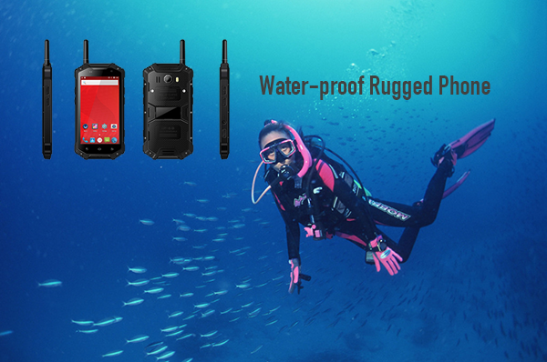 Water-proof Rugged Phone