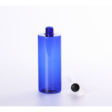 Blue Lotion Plastic Pump Bottle for Cosmetic (NB20001)