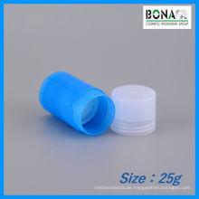 25g mechanische Deo-Flasche für Kosmetikverpackungen