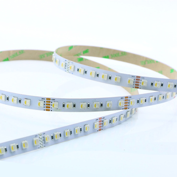 Luces de tira programable 5050RGBW 60led