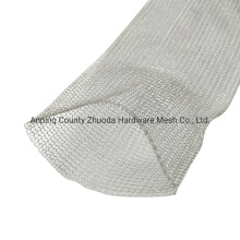 China Copper/Brass Knitted Wire Mesh Filter Screen Mesh Amazon Popular
