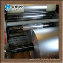 Fabricant de rouleaux d'aluminium pharmaceutique 8021