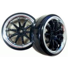 Шины для Дрифт автомобилей, колеса для автомобиля Rc 1/10