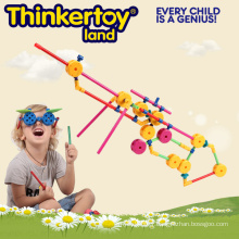 2015 Building Toys Self-Assemble Intelligence Toy for Kids