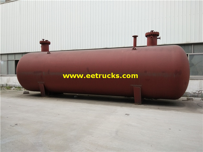 50 CBM Mounded LPG Storage Tanks