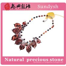 мода ручной работы натуральный подлинный море ювелирные изделия ожерелье оболочки