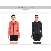 alibaba wholesale reflective running women jogging jacket for girls