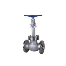 Cryogenic Flanged Globe Valve