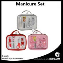 Perfektes Baby-Nagelknipser-Kit inklusive Schere und Baby-Maniküre-Set