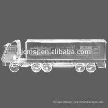 подгонять Кристалл Грузовики , модели из хрусталя , Хрустальные модели грузовиков