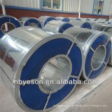 Gute Qualität verzinkte Stahlspule 0,18mm 0,28mm