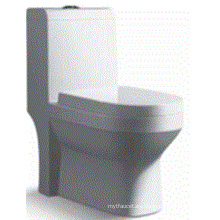 Lavabo sanitario lavabo de una pieza con trampa S / trampa P (6526)