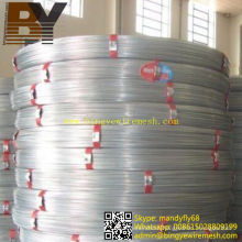 Hot Dipped Galvanized Flat Steel Wire