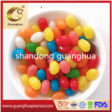 Delicous Colorful Sweet Fruit Flavor Jommy Jelly Beans Soft Candy