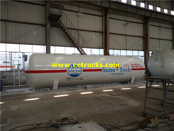 Domestic Propane Gas Tank