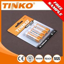Au lithium fer batterie Li-FeS2 taille AA 2900MAH avec la bonne qualité