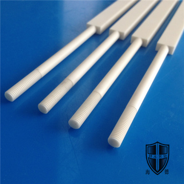 মেডিকেল machinable alumina zirconia rods plungers বার