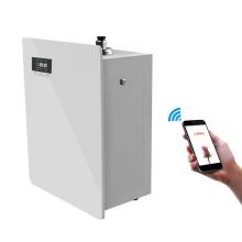Difusor de máquina de aroma HVAC de metal por aplicación de teléfono