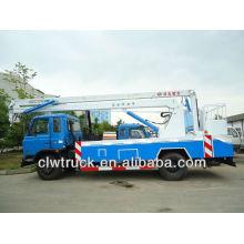 22 m aerial working platform truck