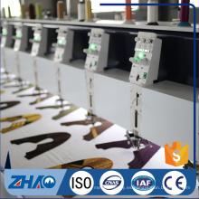 2color 15 cabezas que golpean la máquina computarizada del bordado hecha en China