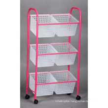 3 Tier Organizer Cart