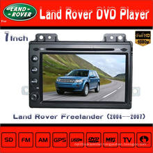 Windows Ce GPS Navigation Land Rover Freelander DVD Player