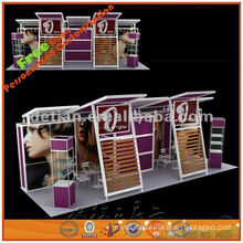 10x30 modular aluminium trade show exhibition stand, portable exhibition booth design