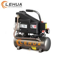 Super funciona 8L mini compressor de ar do pistão