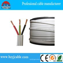 Elektrische Verkabelung Zubehör 6242y Flachgrau Twin & Earth Kabel