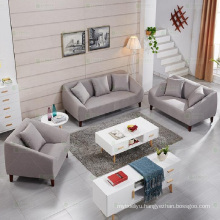Simple Nordic Small Living Room Bedroom Hotel Cafe Fabric Sofa