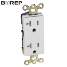 YGB-050 BAREP Universal receptacle types gfci outlet sockets electric