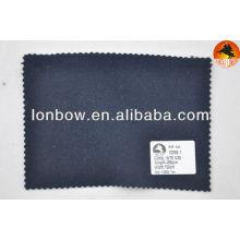 tecido de lã de lã de viscose de lã de estoque para revestimento